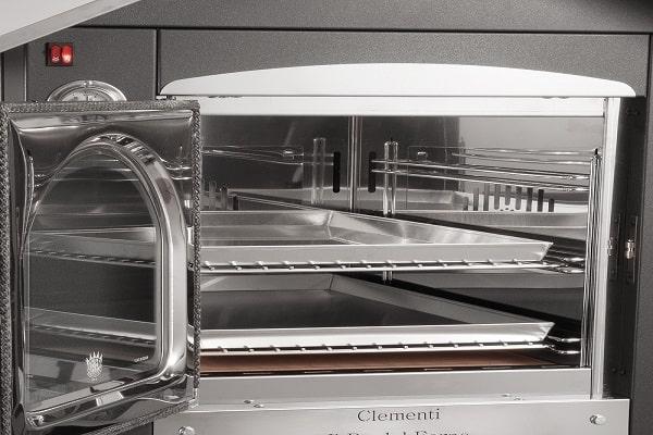 camera cottura forno a legna smart