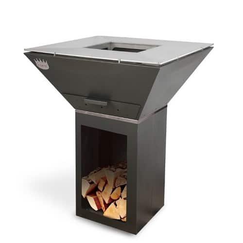barbecue clementi colorado antracite